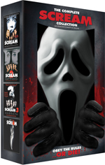 Scream The complete Collection