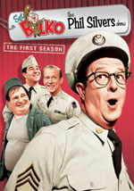 Sgt. Bilko: The First Season