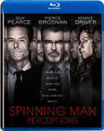 Spinning Man (Perceptions)