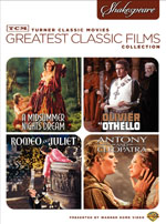 TCM Greatest Classic Films Shakespeare
