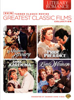 TCM Greatest Classic Films: Literary Romance