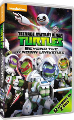 Teenage Mutant Ninja Turtles : Beyond the Known Universe