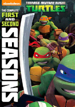 Teenage Mutant Ninja Turtles: Seasons One & Two