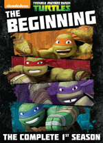 Teenage Mutant Ninja Turtles: First Season