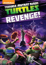 Teenage Mutant Ninja Turtles - Revenge!