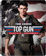 TOP GUN 30th Anniversary Steelbook