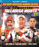 Talladega Nights: The Ballad of Ricky Bobby Ultimate 2-Disc Fan Edition (Les nuits de Talladega)