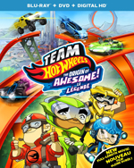 Team Hot Wheels: The Origin of Awesome! (Team Hot Wheels: La Légende)