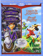 The Adeventures Of Ichabod And Mr. Toad / Fun And Fancy Free: 2 Movie Collection