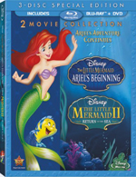 The Little Mermaid II/The Little Mermaid: Ariel's Beginning 2-Movie Collection