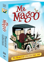The Mr. Magoo Theatrical Collection (1949 - 1959)