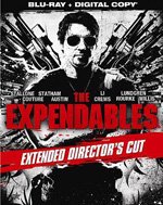 The Expendables Extended Cut Combo