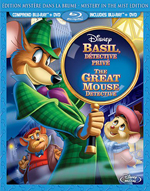 The Great Mouse Detective Mystery in the Mist Edition