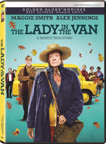The Lady in the Van (La dame à la camionnette)