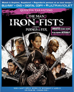 The man with the Iron Fists (L'homme aux poings de fer)