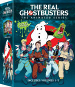 The Real Ghostbusters: Volumes 1- 5