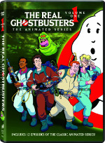The Real Ghostbusters: Volumes 1