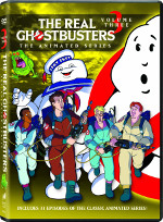 The Real Ghostbusters: Volumes 3