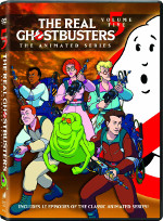 The Real Ghostbusters: Volumes 5
