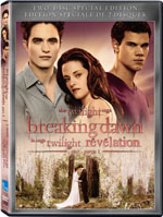 The Twilight Saga - Breaking Dawn - Part 1 / La saga Twilight : Révélation - Partie 1