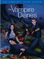THE VAMPIRE DIARIES:THE COMPLETE THIRD SEASON