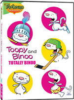 Toopy and Binoo Totally Binoo