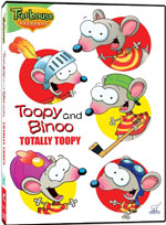 Toopy and Binoo Totally Toopy