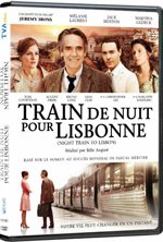 Night Train to Lisbon (TRAIN DE NUIT POUR LISBONNE)