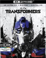 Transformers (Transformers : Le film) 4K Ultra HD