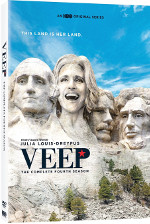 VEEP The Complete Fourth Season