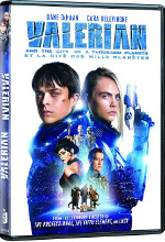Valerian and the city of a thousand planets (Valérian et la cité des mille planètes)