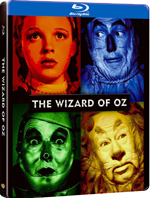 WIZARD OF OZ (LIMITED EDITION STEEL BOOK)