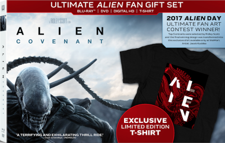 Alien Convenant Ultimate Fan Gift Set