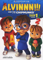 ALVINNN!!! AND THE / ET LES CHIPMUNKS - SEASON 1 / SAISON 1 - VOL.2