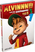 ALVINNN!!! AND THE / ET LES CHIPMUNKS - SEASON 1 / SAISON 1 - VOL.1