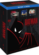 Batman: The Complete Animated Series Deluxe Limited Edition (1992-1995)