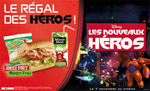 Big Heros 6 - Subway Canada