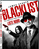 The Blacklist season 3 (La liste noire saison 3)