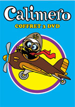 CALIMÉRO - 3 DVD Volume 2