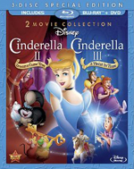 Cinderella Special Edition 2-Movie Collection (Cinderella II / Cinderella III)