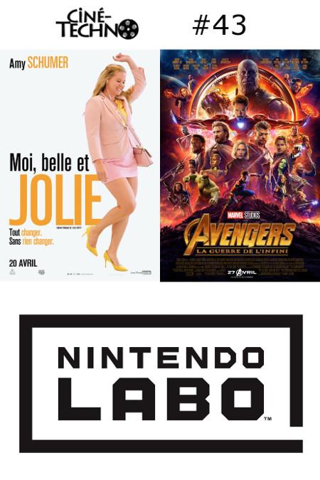 Événement Cine-Techno - Cinema et Jeux video 2018