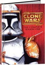 Star Wars: The Clone Wars: Complete Season 1