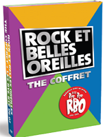 The Coffret et the bonus :Les Bye Bye de RBO