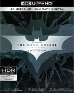 The Dark Knight Trilogy (La Trilogie Le Chavalier noir)