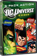DC Universe Fun pack