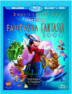 Fantasia & Fantasia 2000: 2-Movie Collection Special Edition