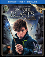 Fantastic Beasts and Where to Find Them (Les animaux fantastiques)