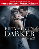 Fifty Shades Darker Unrated Edition (Cinquante nuances plus sombres)