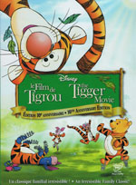 Tigger Movie 10th anniversary