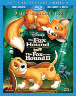 The Fox And The Hound: 30th Anniversary Edition 2-Movie Collection